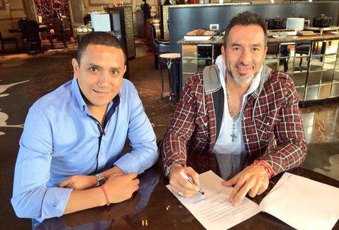 (HRM fue el encargado de contratar a Matosas | Foto: Atlas FC)
