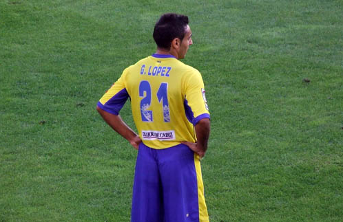 El 'Cuervo' colgó las botas tras jugar en el Cádiz (Foto: portalcadista.com)
