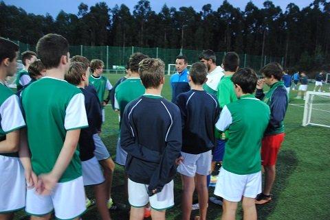 Su reciente colaboración con el Coruxo augura un futuro en los banquillos (Foto: stadiosport.es)