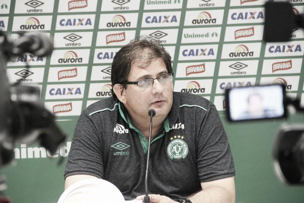 Guto foi anunciado como novo treinador do Bahia (Foto: Divulgação/Chapecoense)