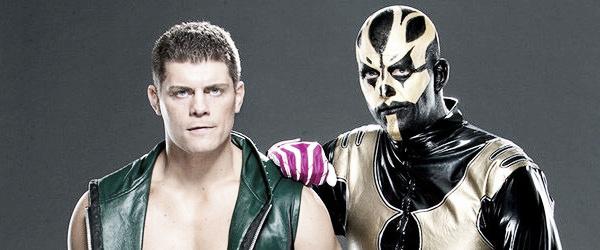 Cody Rhodes y Goldust Foto: www.ringsidenews.com