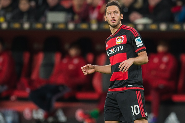 Can Calhanoglu find his form on Saturday and fire Leverkusen to glory? | Image credit: Getty Images