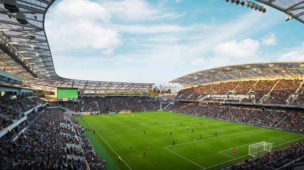 Banc of California Stadium (glumac.com)
