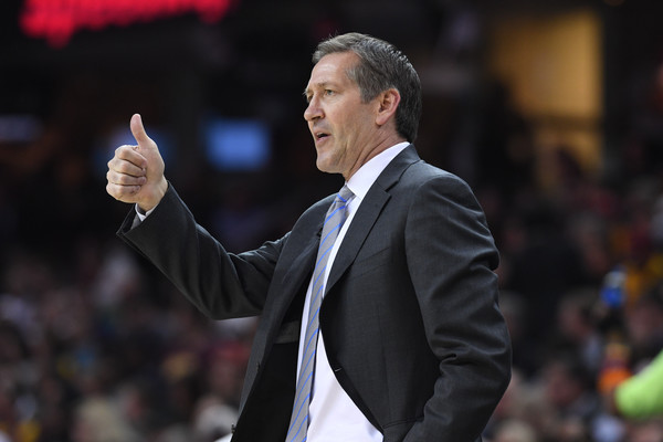 Hornacek has a bundle of players to coach that could be amazing in the coming years. Photo: Source: Elsa/Getty Images North America