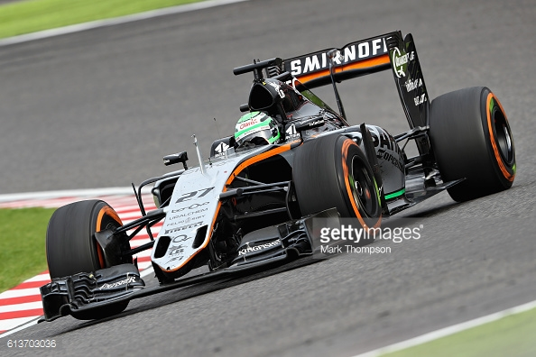 Nico Hulkenberg may look away from Force India for 2017. | Photo: Getty Images