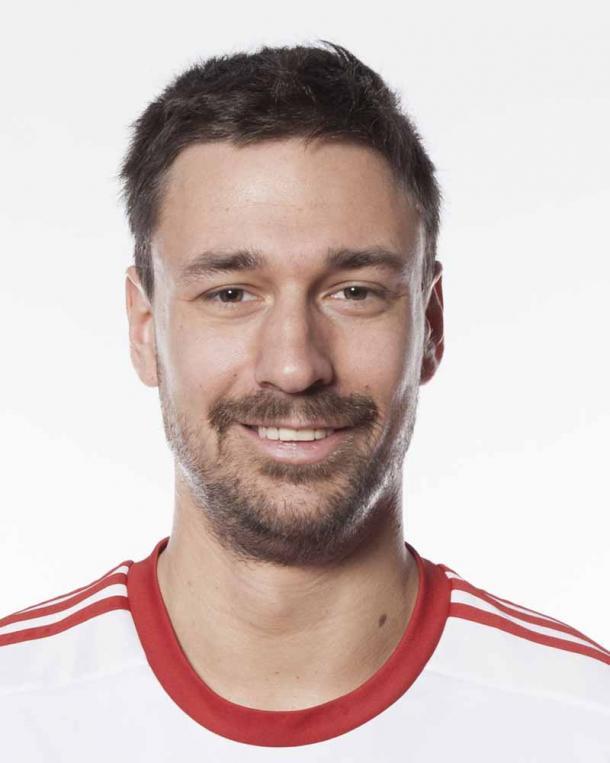 Mate Lekai. Foto: France Handball