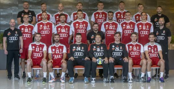 Hungría | Foto: EHF