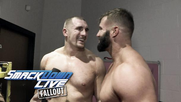 The Hype Bros have been put on hold following Ryder's injury (image: youtube)