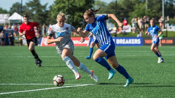 The Breakers hoped signing Haavi would boost their attack | Photo: Mike Gridley - ISI Photos