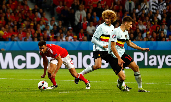 Robson-Kanu will forever be remembered for his goal against Belgium (Photo: Getty Images)