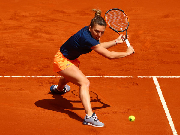 Halep thrashed Vandeweghe in the quarterfinals and she will be searching for a similar performance against Sevastova (Photo by Clive Rose / Getty Images)