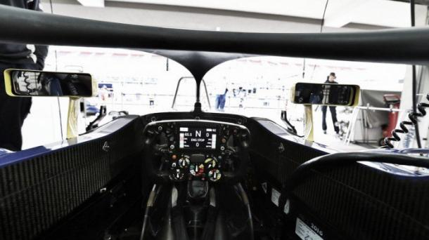 Fuente: Twitter Sauber F1 Team