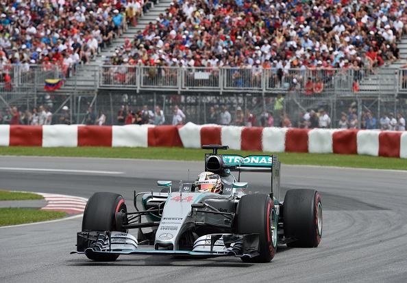 Lewis Hamilton foi o último vencedor, em 2015 (Foto: Paul Chiasson/Getty Images)