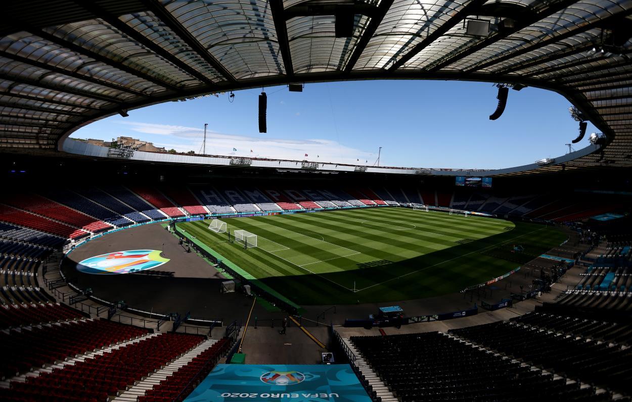 Hampden Park   Imagen: UEFA/Getty Images