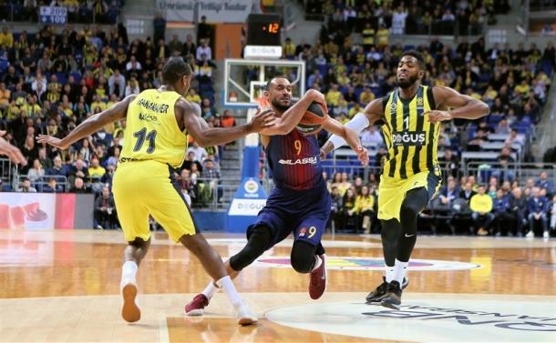 Adam Hanga tiene que dar un paso adelante y rendir al mismo nivel que en Baskonia | Foto: Euroleague