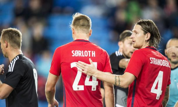 Norway's defeat to Belarus was cause for concern. | Photo: Hans Arne Vedlog/Dagbladet