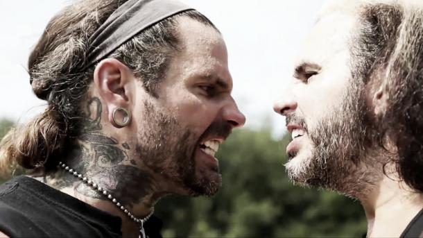 The Hardy's continue to be the focal point of TNA. Photo- TNA Wrestling