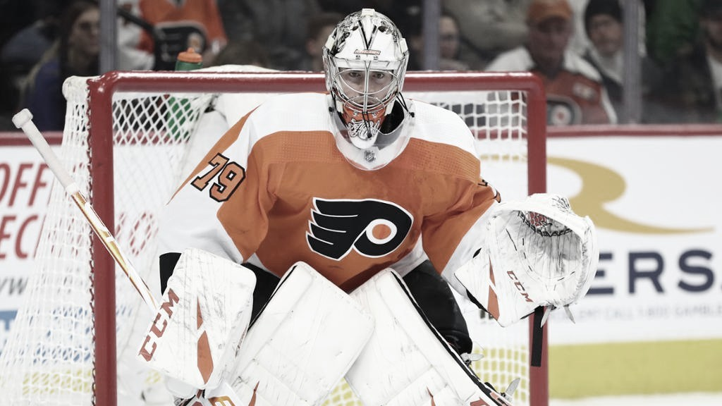 Carter Hart |NHL.com