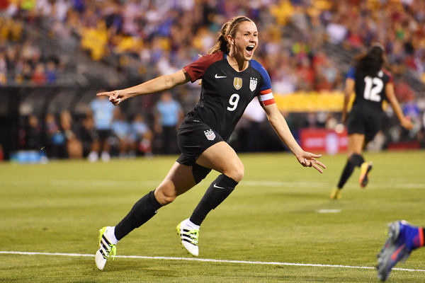 Former USWNT and UNC player Heather O'Reilly calls Chapel Hill, NC home