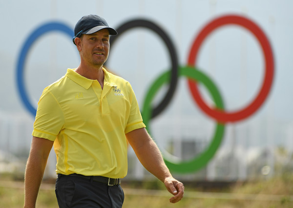 Henrik Stenson in Rio. Photo: Ross Kinnaird/Getty Images