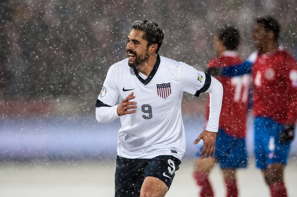 Gomez is a veteran player with both club and USMNT experience (Photo: Dustin Bradford/Getty Images).
