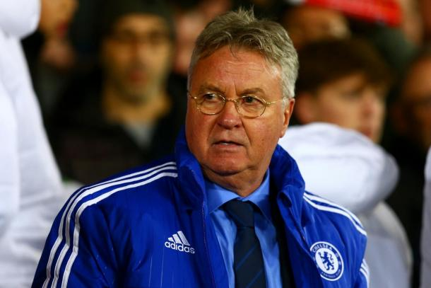 Guus Hiddink has brought some stability to Chelsea in his second spell as manager (Source: EPL News)