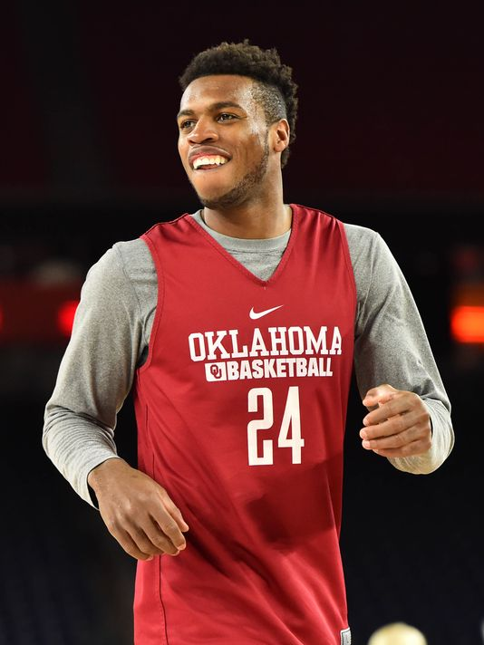 Buddy Hield hit 85 of 100 from behind the arc in a workout with the Boston Celtics (Photo: Bob Donnan, USA Today Sports)