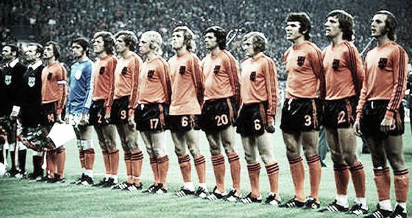 La generación de Cruyff fue una de las más productivas de la historia del fútbol. / Foto: knvb.nl