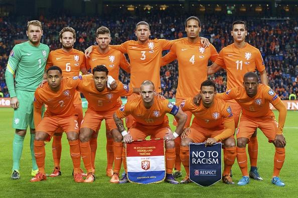 Robben, Snejider o Van Persie no consiguieron llegar a Francia. // Foto: Getty Images