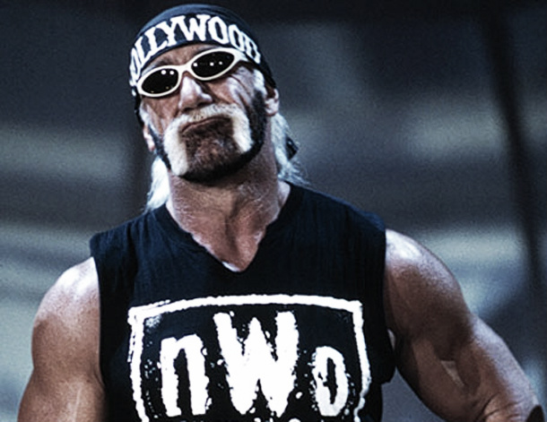 The Hulkster changed everything about himself. Photo- WWE.com