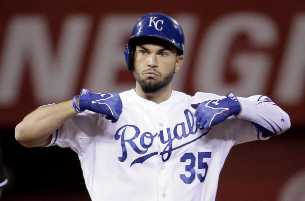 Eric Hosmer is ready to take that next step.
