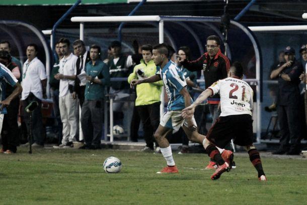 Hugo foi importante no início de carreira no Avaí, mas teve problemas de relacionamento (Foto: Jamira Furlani/Avaí FC)