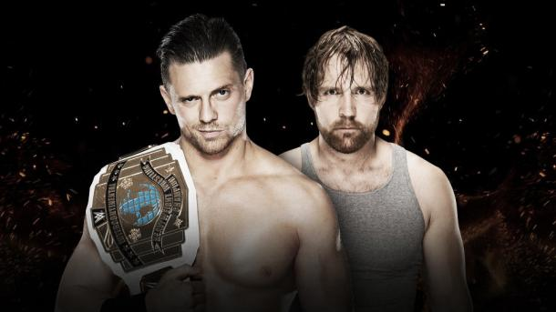 Can The Miz keep hold of his title? Photo-WWE.com