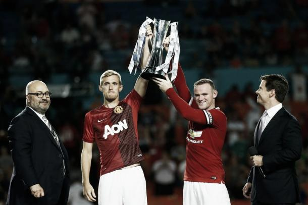 Manchester United were not selected for this year's International Champions Cup, having won it before | Photo via Getty