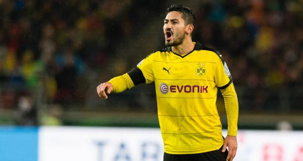 Gündoğan leaves Borussia Dortmund after a very successful stint at the club. | Image source: BVB.de