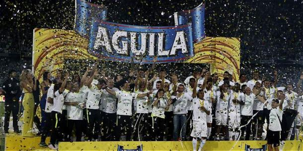 Con 15 estrellas, Nacional es el equipo que más títulos tiene en Colombia. | Foto: El Tiempo