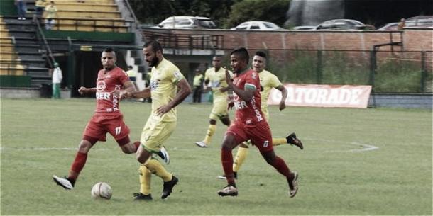 Foto: Twitter Oficial de Atlético Bucaramanga