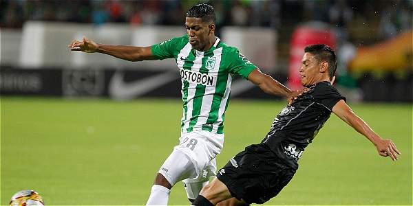 En su última visita a Medellín, por la fecha 7 de la Liga 2016-II Once Caldas cayó 0-1, gol de Orlando Berrío. | Foto: El Tiempo