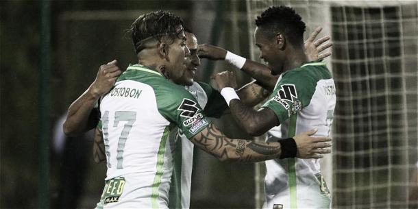 Foto: Twitter de Oficial de Atlético Nacional