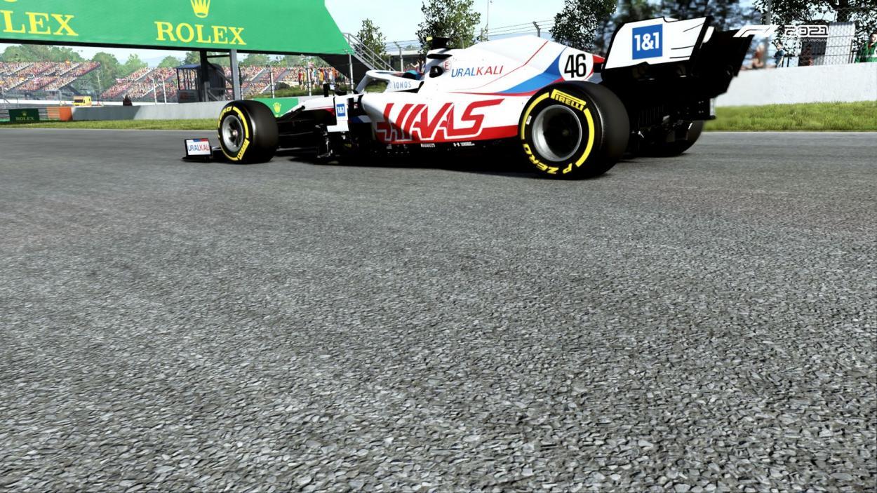 Haas protagonista en el campeonato de constructores: Foto Fede Mileta
