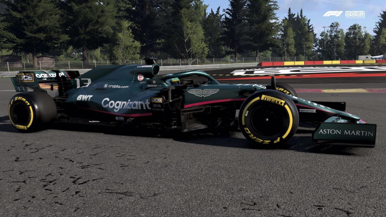 Jorge no abandonaba un GP desde la 5ta fecha en Japon: Foto Fede Mileta