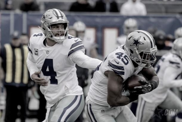 Foto: Dallas Cowboys Oficial