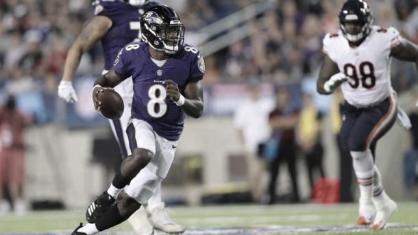 Foto: Baltimore Ravens Oficial