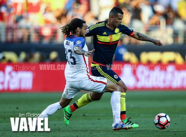 The United States have only conceded one goal since their 2-0 lost against Colombia in the opener of the Copa America Centenario. Photo provided by VAVEL USA.