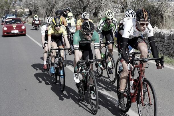 Equipos invitados | Foto: Vuelta