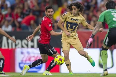 Atlas vs Pumas en vivo online: Liga MX, Jornada 2