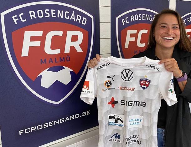 Photo credit: FC Rosengård