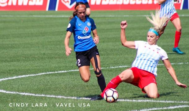 FC Kansas City and Chicago Red Stars draw 0-0 | Photo: Cindy Lara - VAVEL USA