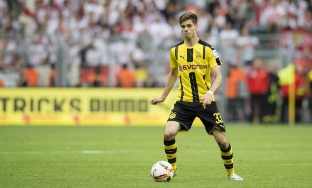 Julian Weigl has been superb for BVB this season. | Image source: BVB