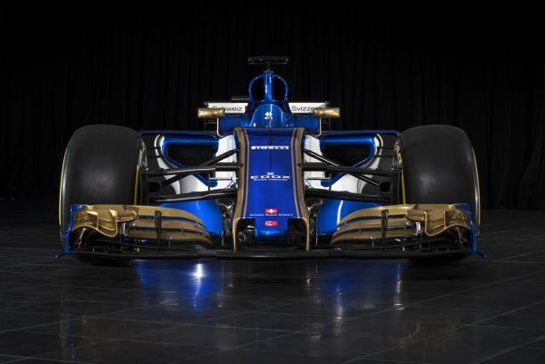 Il muso della nuova C36 | Photo: Sauber